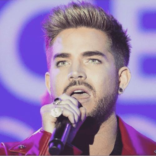 Adam Lambert honors George Michael